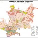 Схема коплексной оценки территории