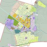 Градостроительное зонирование п. Буланаш Артемовского городского округа